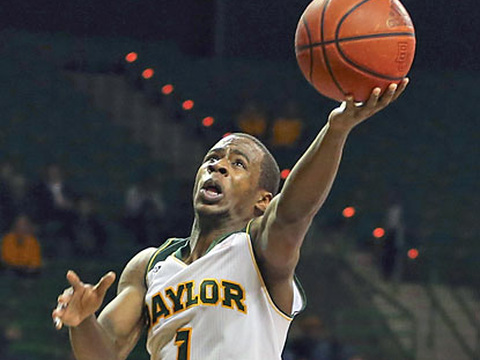 Baylor gets a boost from Kenny Chery, who delivers in overtime with 12 of his 20 points (Credit: USA Today Sports Images)